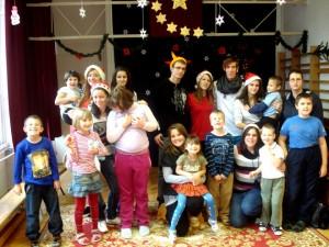 04 sérült gyerekek látogatása karácsonykor