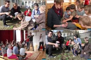 05 Sérült gyerekek látogatása húsvétkor
