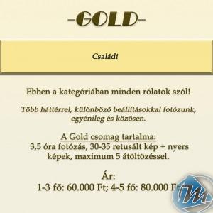 Gold- családi