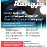magnet hangja plakát a3